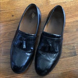 Other - Men's genuine leather black shoes